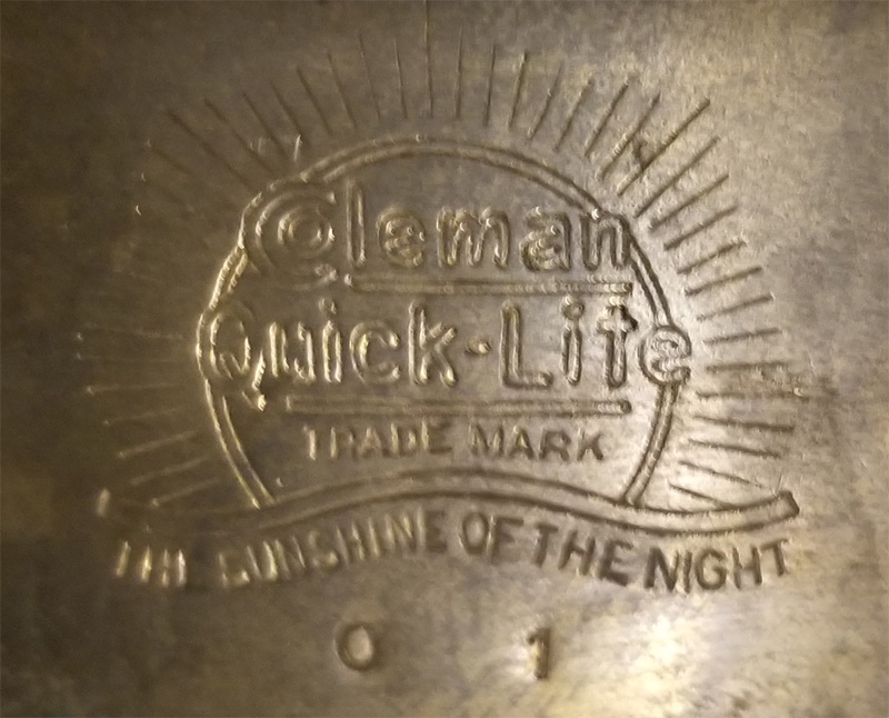 Of lanterns value old coleman Coleman 639